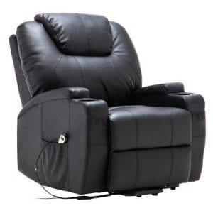 כורסא הקמה עם מסאג'