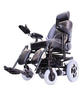 כסא גלגלים חשמלי לכבדי משקל