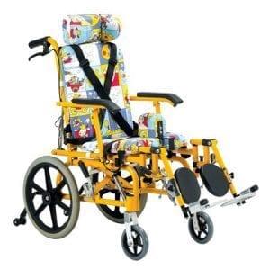כסא גלגלים ילדים טילט