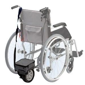 מנוע עזר power stroller