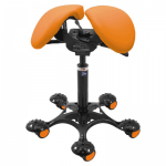 Adjustable Ergonomic Saddle Chair