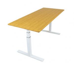 שולחן ישיבה עמידה חשמלי מתכוונן ארגונומי