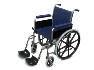 Institutional back-tilt chair