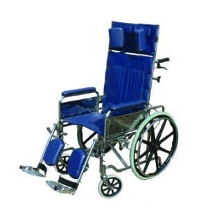 כסא מוסדי גב הטיה