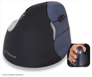יד ימין – עכבר ארגונומי אלחוטי אנכי ימיני