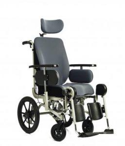 Blandino Optima 400 כיסא גלגלים מנגנונים מיוחדים