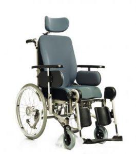Blandino Optima 550 כיסא גלגלים מנגנונים מיוחדים