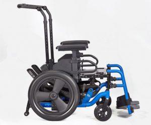 Focus CR כיסא גלגלים מנגנונים מיוחדים Ki Mobility