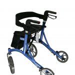 Roltur Four lightweight folding wheels