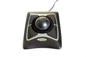 עכבר KENSINGTON EXPERT OPTICAL TRACKBALL