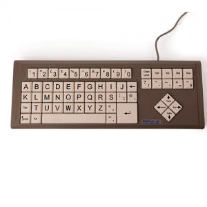 מקלדת מקשים גדולים Big Keys LX דגמים שונים –