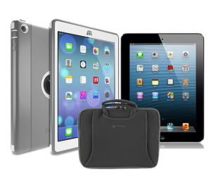 Smart-Kit SmartKit-Optimized for autism-a kit that includes ipad, hard-to-bag coverage