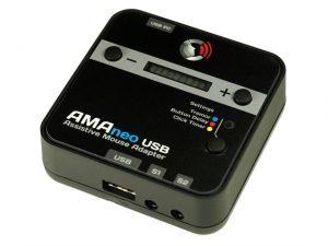 מתאם עכבר לרעידות AMAneo USB
