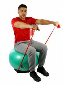 בסיס לכדור פיזיו