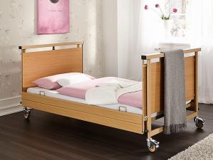 מיטה סיעודית חשמלית לכבדי משקל  Allura Mighty