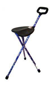 מקל כסא – מקל הליכה- צבעוני