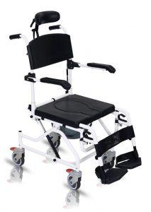 כסא רחצה ושירותים טילט אלומיניום Nature Tilt