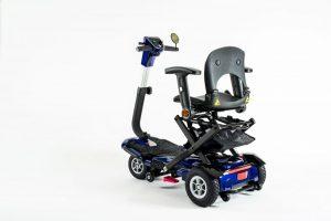 קלנועית מתקפלת חשמלית Brio 19V scooter