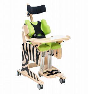 כסא טיפולי טילט רקליין Zebra