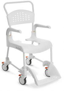 כסא רחצה ושירותים קלין
