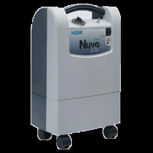 מחולל חמצן נייח 5 ליטר Nidek Nuvo Lite