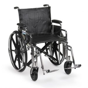 כיסא גלגלים לכבדי משקל sentra