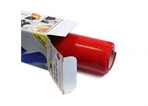 """רצועת סיליקון לשיפור האחיזה ומניעת החלקה 30/1000 ס""""מ אדום"""
