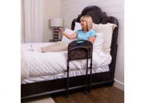 מגן מיטה עם מאחז מסתובב STANDER