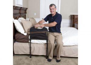 מגן מיטה יציב במיוחד STANDER
