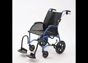 כסא גלגלים להעברה קל לקיפול ונשיאה Strongback