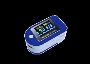 פולס אוקסימטר מד סטורציה אצבע עם מסך LED דגם CMS50D