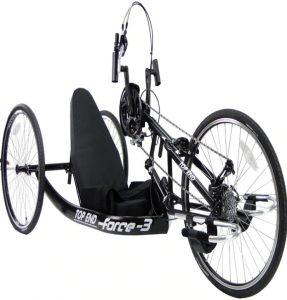 אופניי ידיים ספורטיביים מקצועיים לאלופים Force 3