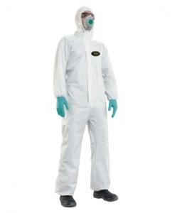 סרבל מיגון צוות רפואי STEEL PRO מידה XL
