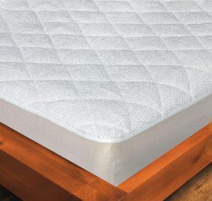 מגן מזרון מרופד למיטה יחיד | זוגי