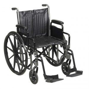 השכרה כסא גלגלים מתקפל בסיסי