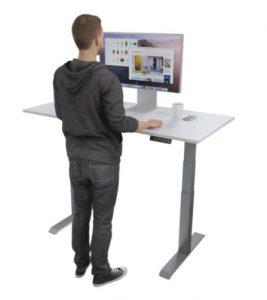 שולחן עמידה חשמלי Comfortly