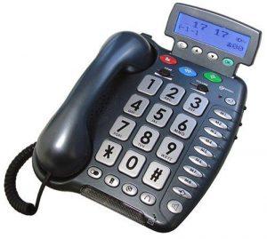 טלפון נייח מוגבר CL400