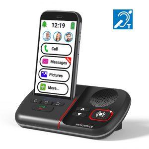 טלפון סלולרי  C50S עם תחנת עגינה