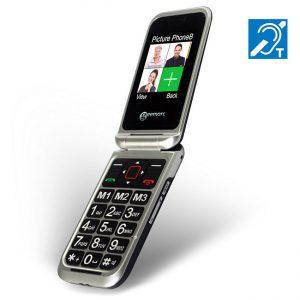 טלפון סלולרי מוגבר CL8500