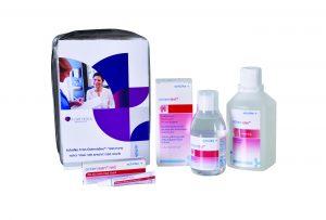 ערכה למניעת זיהומים לפני ניתוח