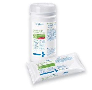 Mikrozid wipes- מגבונים לחיטוי ציוד רפואי ומשטחים