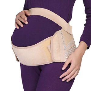חגורת הריון לתמיכת הגב והבטן